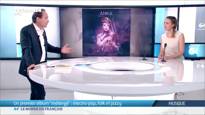 Anka TV5 Monde 64min